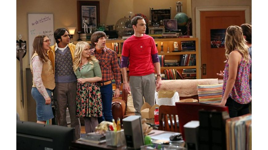 The Big Bang Theory Staffel 7 3 DVDs