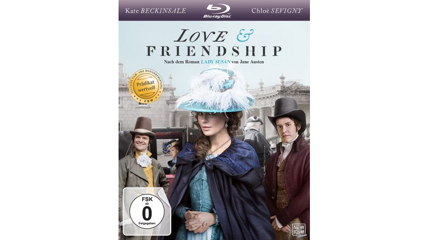 Jane Austen s Love Friendship