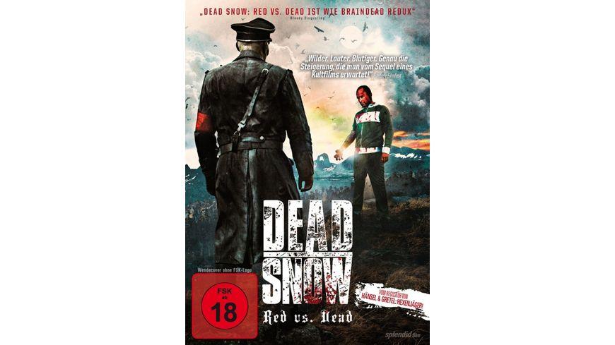 Dead Snow Red vs Dead