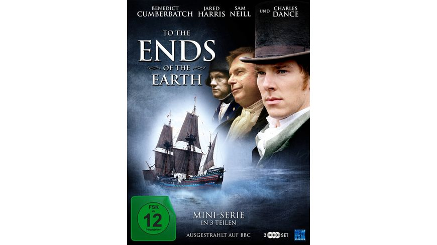 To the Ends of the Earth 3 DVDs