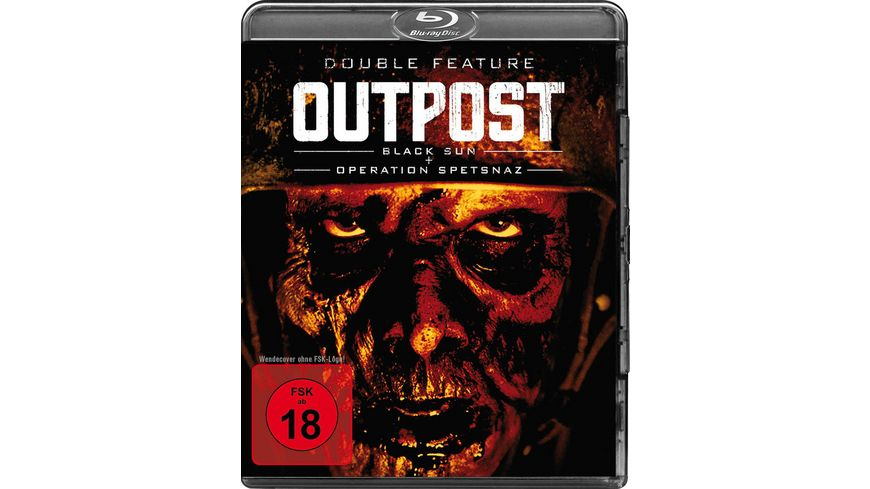 Outpost Double Feature 2 BRs