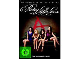 Pretty Little Liars Die komplette 3 Staffel 6 DVDs