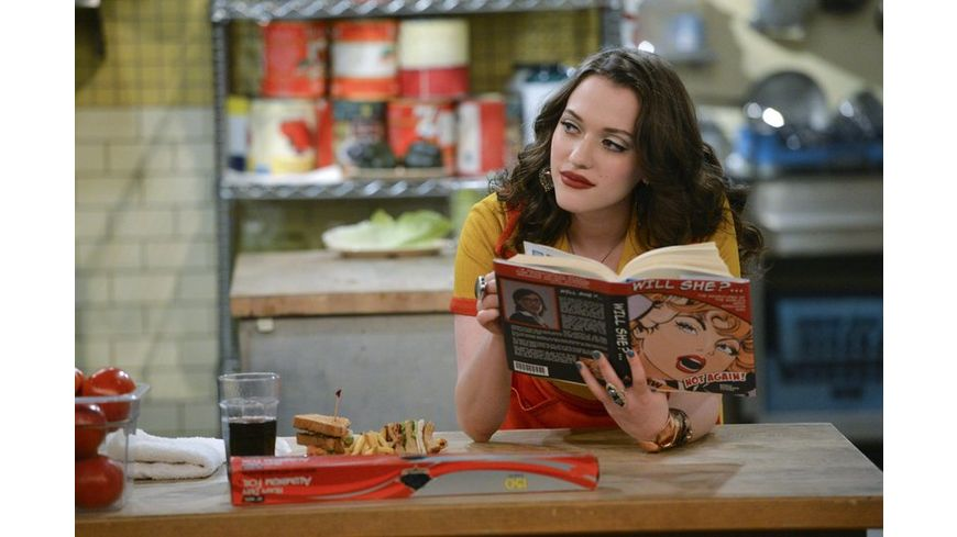 2 Broke Girls Staffel 2 3 DVDs