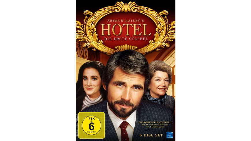 Hotel Staffel 1 Ep 1 22 6 DVDs