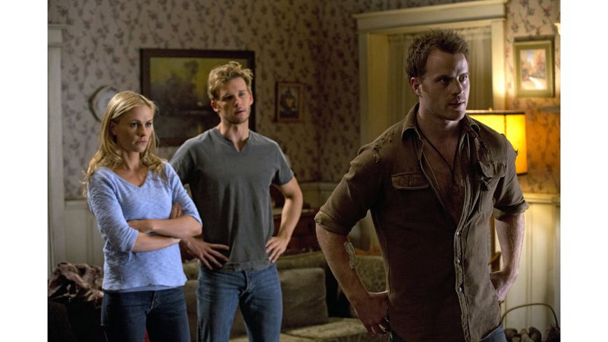 True Blood Staffel 6 4 DVDs