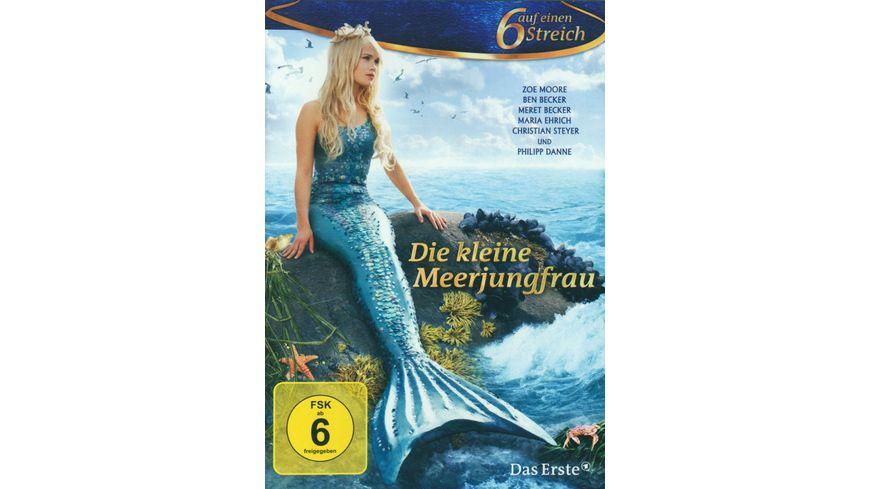 Die kleine Meerjungfrau 6 auf einen Streich