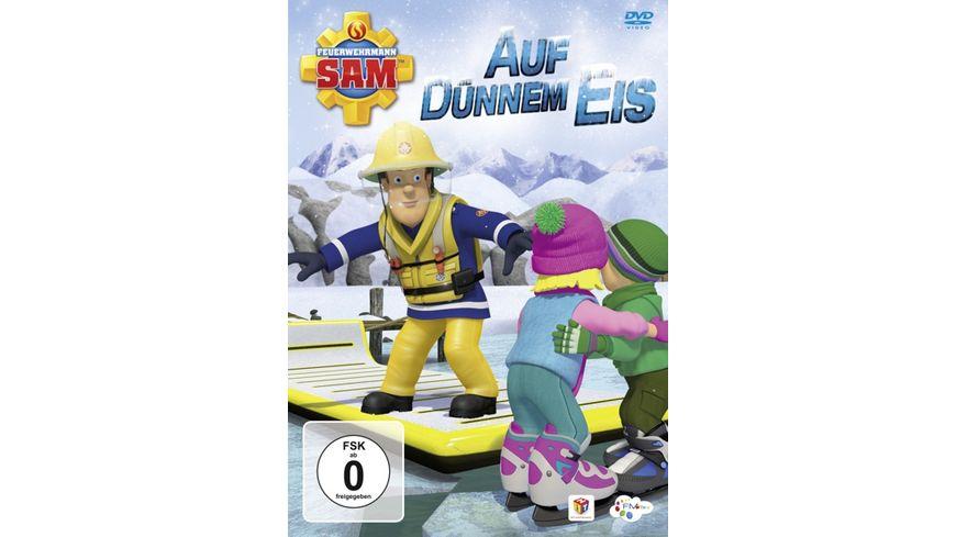 Feuerwehrmann Sam Auf duennem Eis Staffel 9 Teil 2