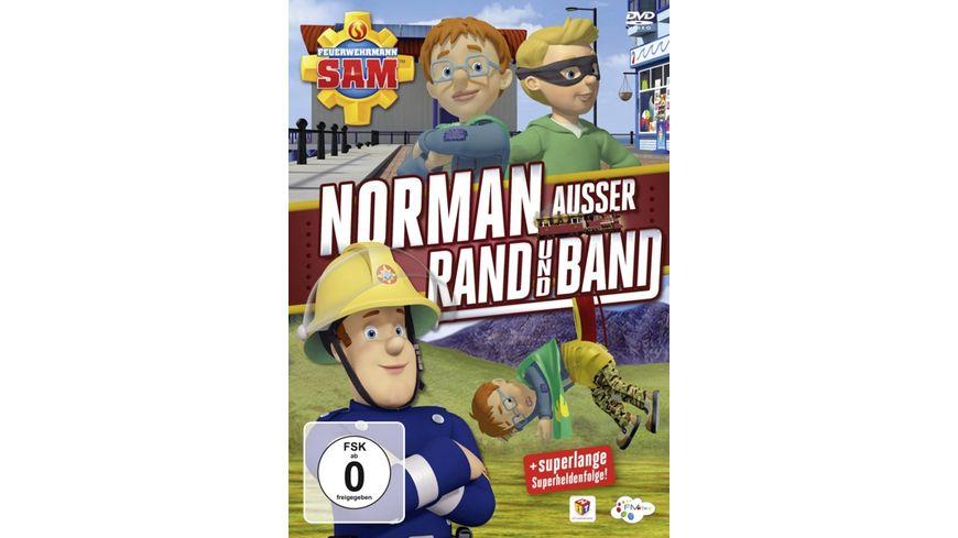 Feuerwehrmann Sam Norman ausser Rand und Band Staffel 9 Teil 4