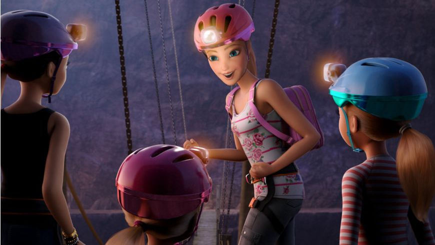 Barbie und ihre Schwestern in Das grosse Hundeabenteuer