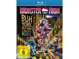 Monster High Buh York Buh York inkl Digital Ultraviolet