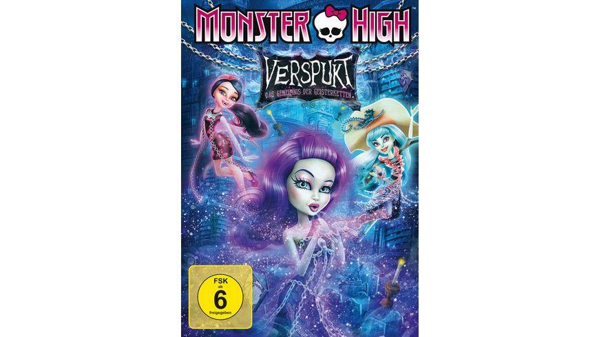 Monster High Verspukt Das Geheimnis der Geisterketten