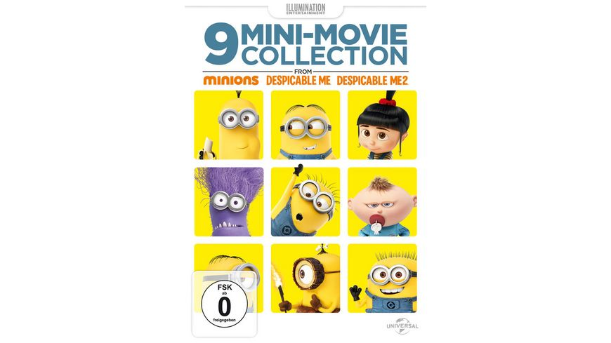 9 Mini Movies Collection