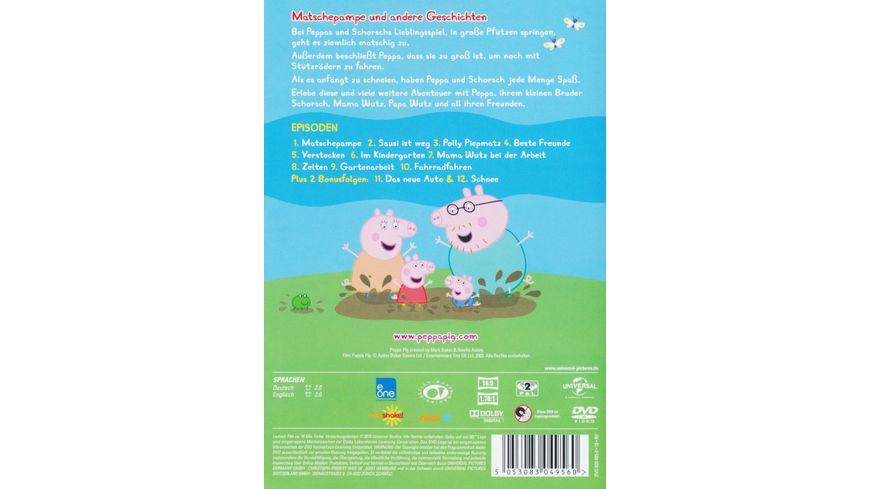Peppa Pig Vol 4 Matschepampe