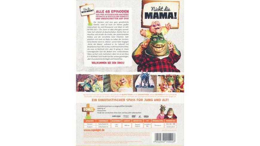 Die Dinos Die komplette Serie 9 DVDs