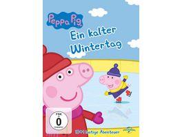Peppa Pig Ein kalter Wintertag