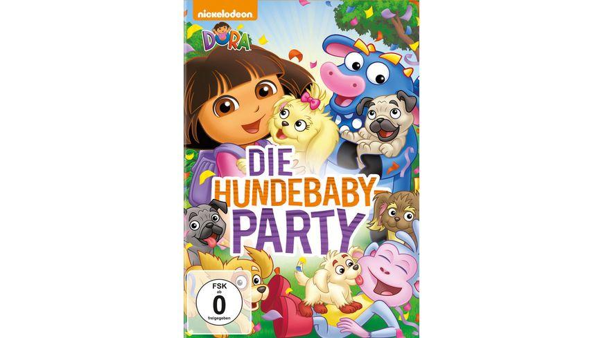 Dora Die Hundebaby Party