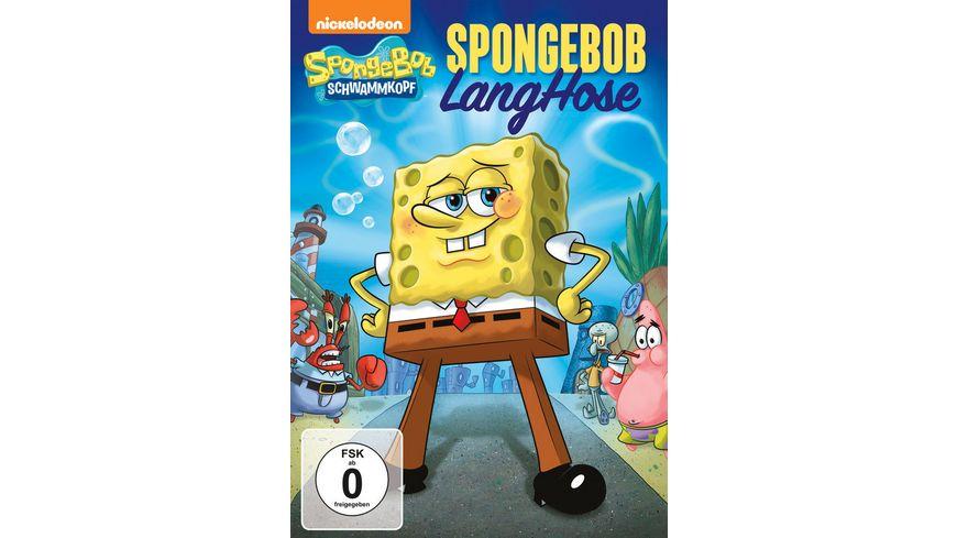 Spongebob Schwammkopf LangHose