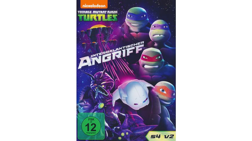 Teenage Mutant Ninja Turtles Intergalaktischer Angriff