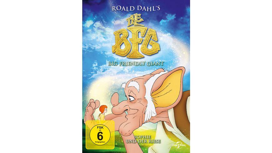 The BFG Big Friendly Giant Sophie und der Riese