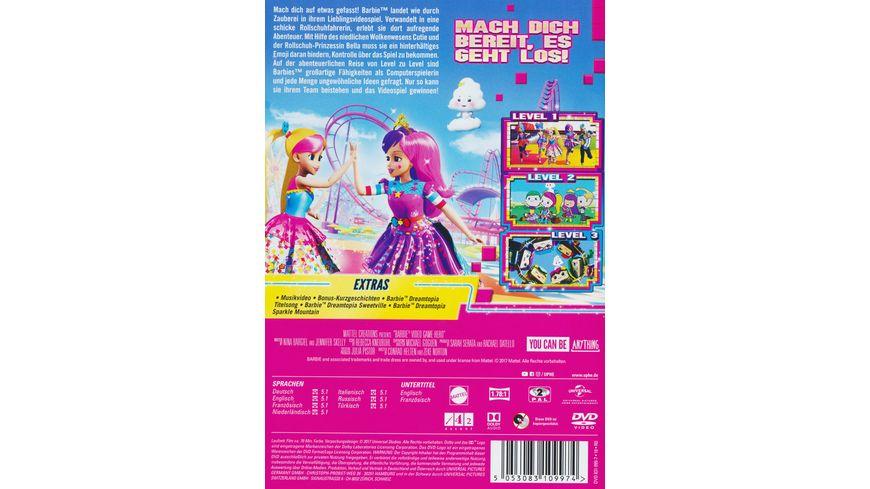 Barbie Die Videospiel Heldin