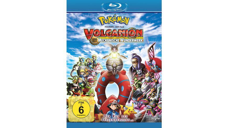 Pokemon Der Film Volcanion und das mechanische Wunderwerk