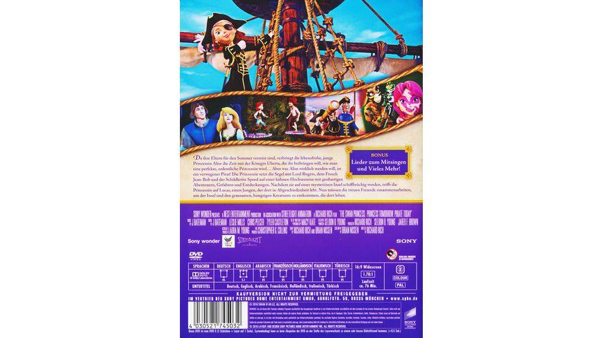 Die Schwanenprinzessin Heute Pirat morgen Prinzessin