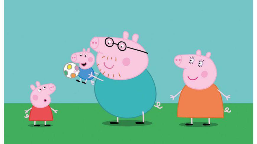 Peppa Pig Vol 1 Schweinchen in der Mitte