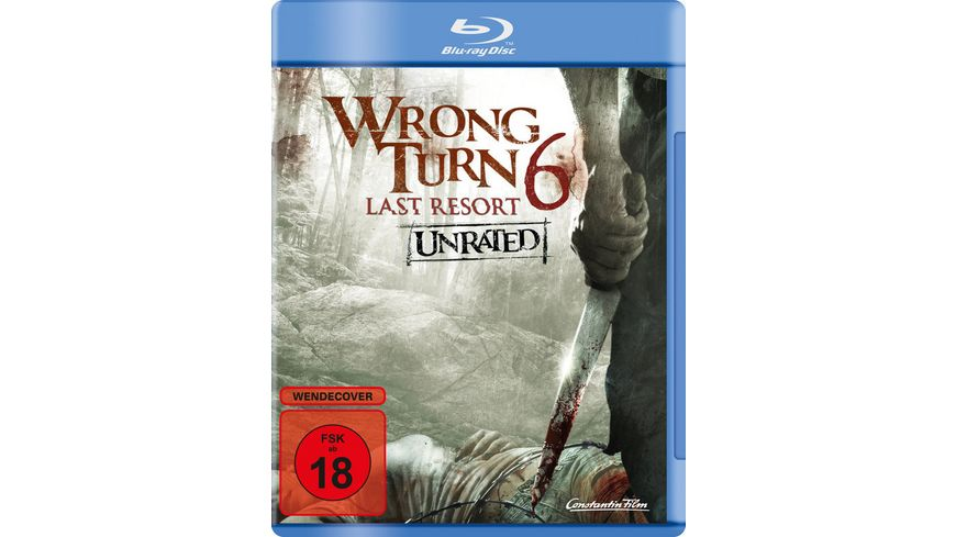 Wrong Turn 6 Last Resort Unrated