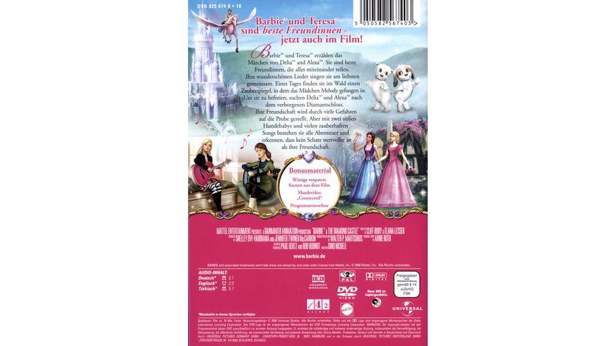 Barbie und das Diamantschloss