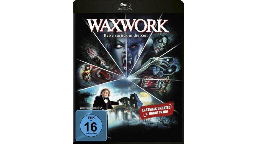 Waxwork Uncut