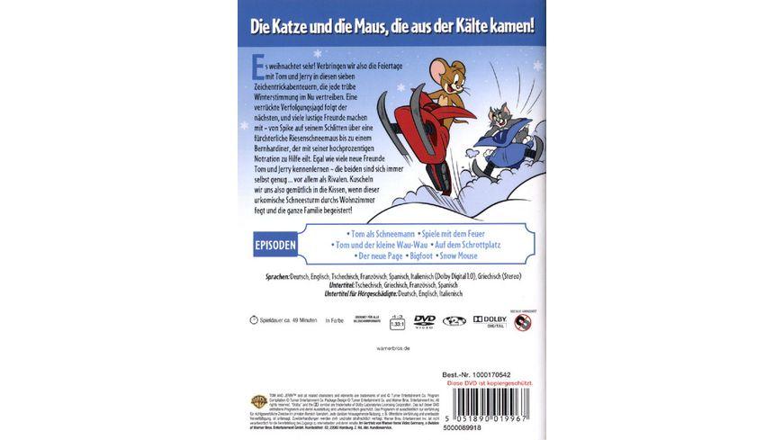 Tom Jerry Winterspass Warner Kids Edition