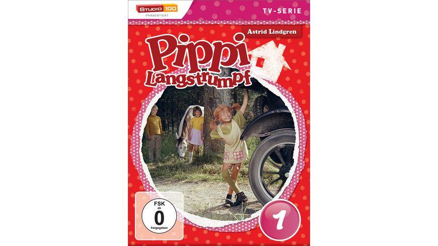 Pippi Langstrumpf TV Serie 1