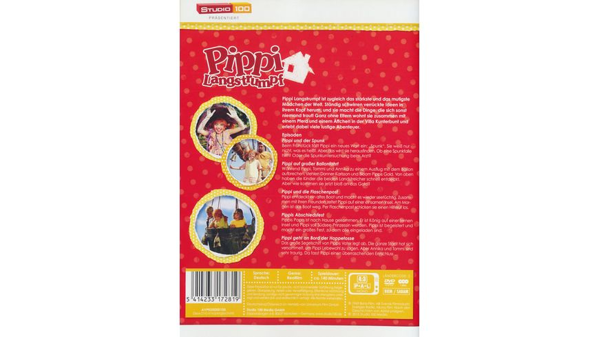 Pippi Langstrumpf TV Serie 3