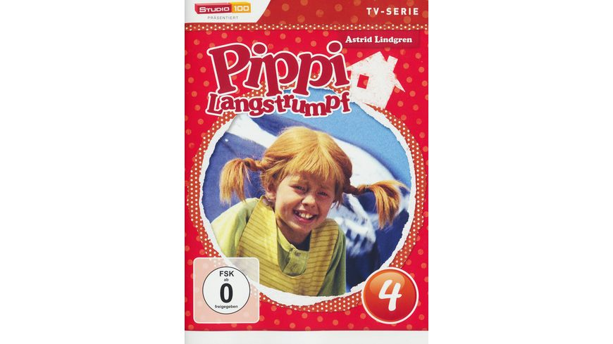 Pippi Langstrumpf TV Serie 4