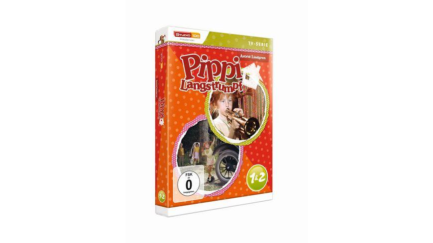 Pippi Langstrumpf TV Serie 1 2 2 DVDs