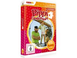 Pippi Langstrumpf TV Serien Box 5 DVDs