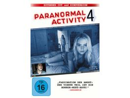 Paranormal Activity 4 Extended Cut