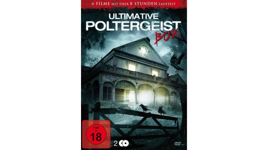 Ultimative Poltergeist 2 DVDs