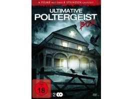 Ultimative Poltergeist 2 DVDs