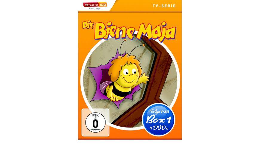 Die Biene Maja Box 1 Ep 1 26 4 DVDs