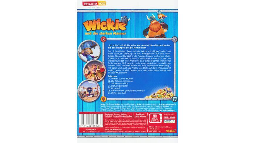 Wickie und die starken Maenner Folge 1