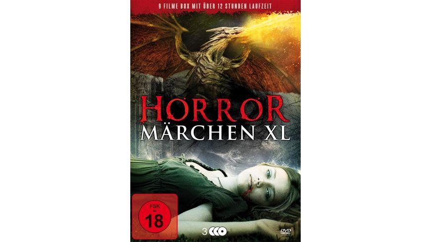 Horror Maerchen XL 3 DVDs