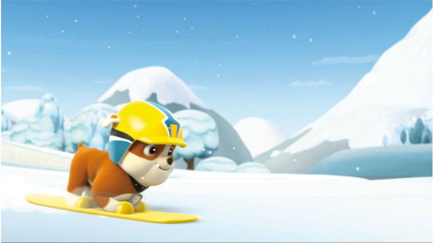 Paw Patrol Rettungen im Winter