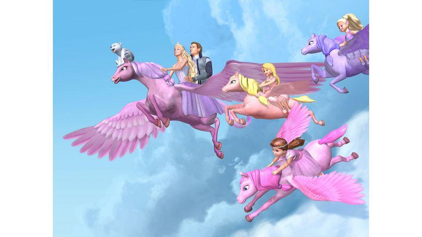 Barbie und der geheimnisvolle Pegasus