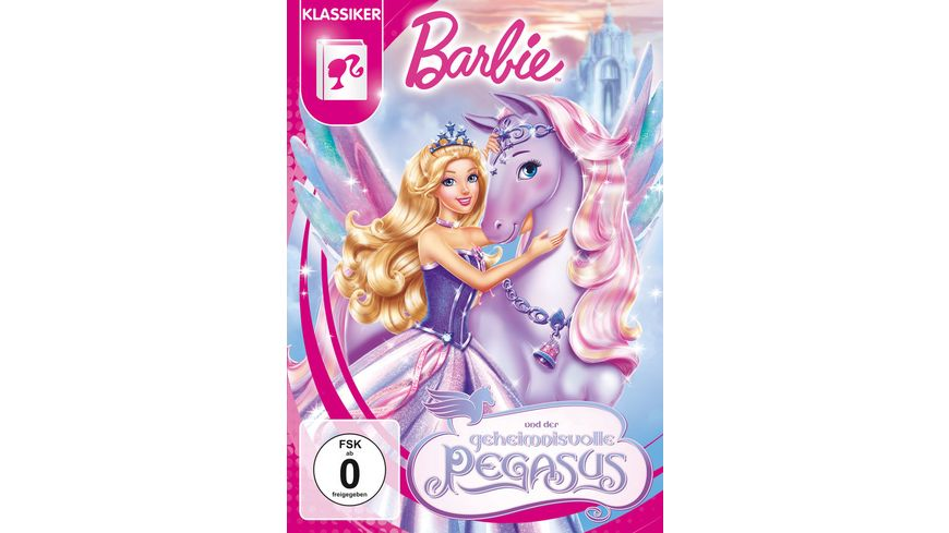 Barbie und der geheimnisvolle Pegasus 4 3D Brillen