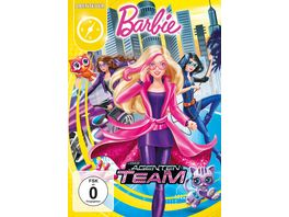 Barbie in Das Agenten Team