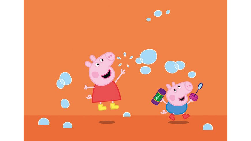 Peppa Pig Vol 6 Seifenblasen