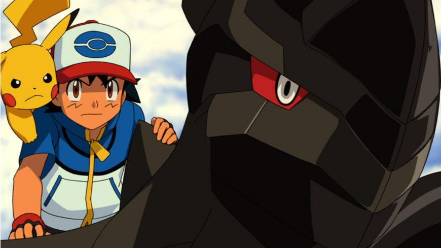 Pokemon Der Film Weiss Victini und Zekrom