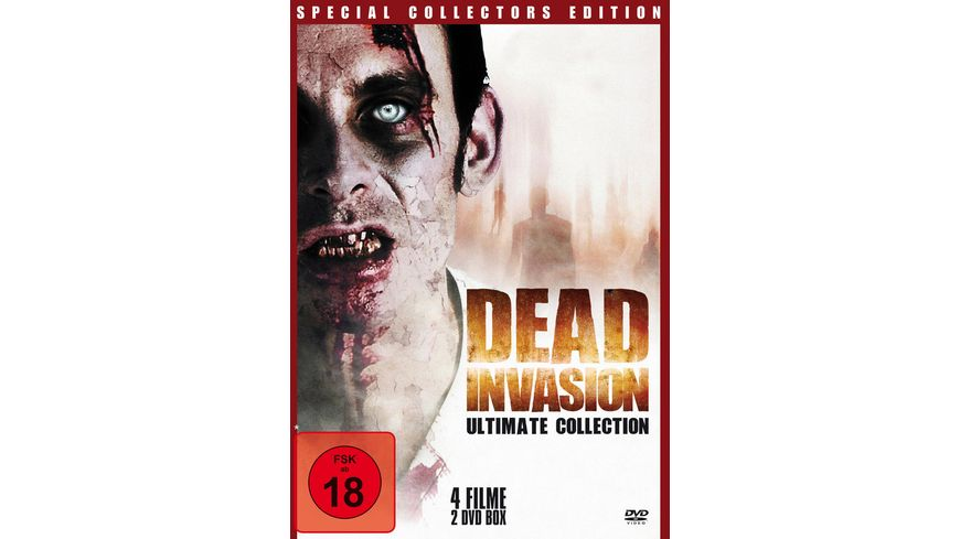 Dead Invasion Ultimate Collection 2 DVDs