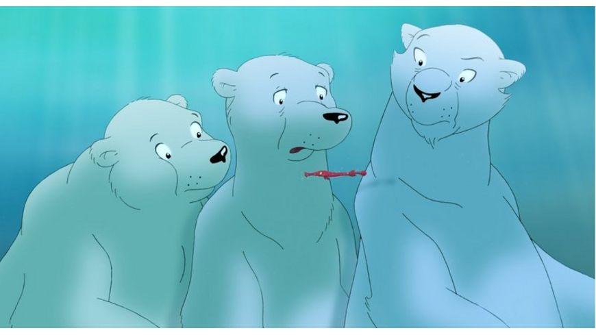 Der kleine Eisbaer 2 Die geheimnisvolle Insel Warner Kids Edition